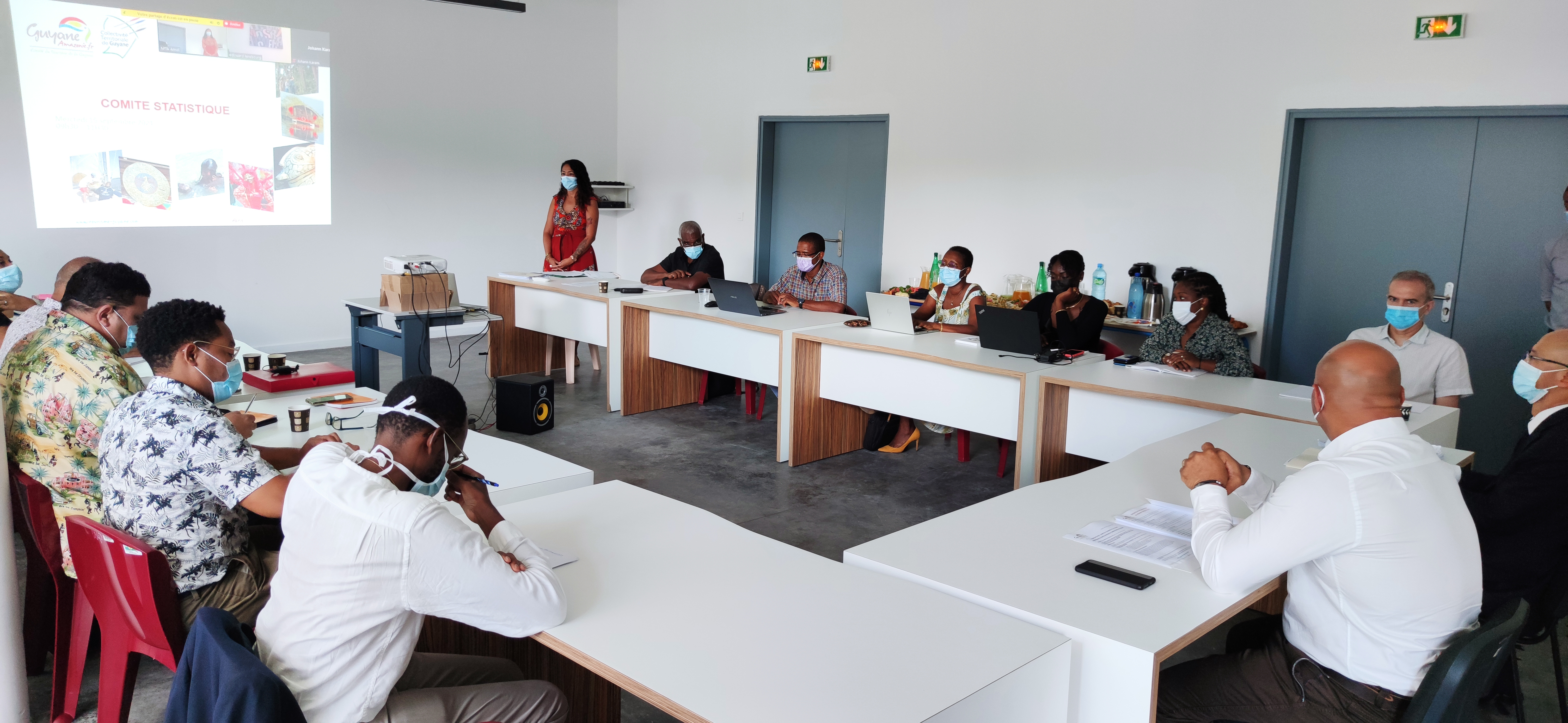 Comité Statistiques de l'Observatoire du Tourisme de la Guyane