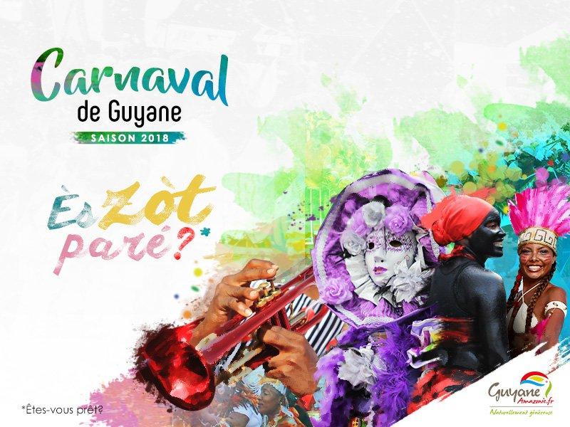 Tout savoir sur le Carnaval