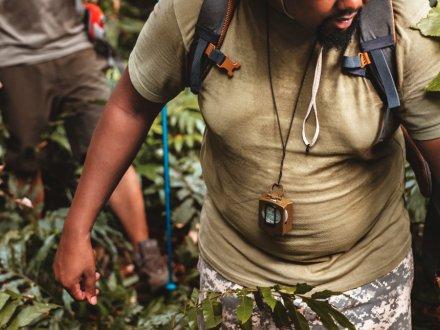 Formation de Guides en Milieu Amazonien à Kourou