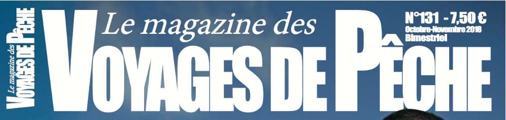 Magazine des Voyages de pêche 131